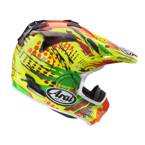Arai MX-V Scratch 2