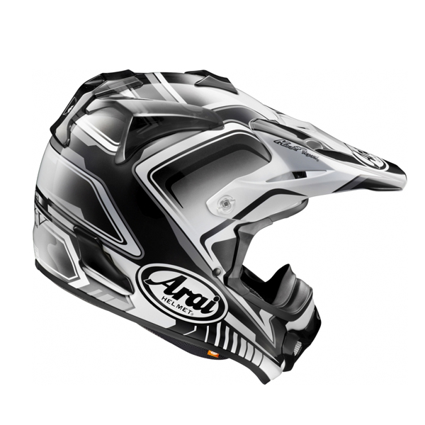 Arai MX-V Speedy gray 2